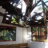 Cyclone damages 2